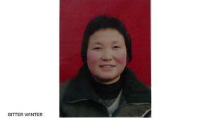 張瑞霞(チャン・ルイシア)さん(1961~2014年)は、河南省柳州市で拷問により死亡しました。火葬される前に、彼女の遺体を見た家族は、「腹部が異様に凹み、その上に長い縫合跡があった」と証言しており、張さんの臓器が摘出された証拠と思われます。