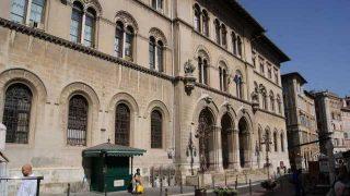 イタリアのペルージャ裁判所