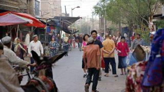 中国のカシュガルでのストリートシーン(ChiralJon – CC BY 2.0)
