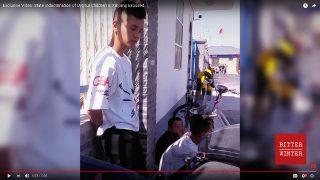 独占動画:強制収容所で教化されているウイグル族の子供たち