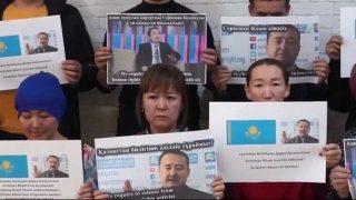 カザフ族への難民認定と活動家への言論の自由を