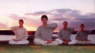 オーストラリアのシドニーで活動する法輪功の学習者