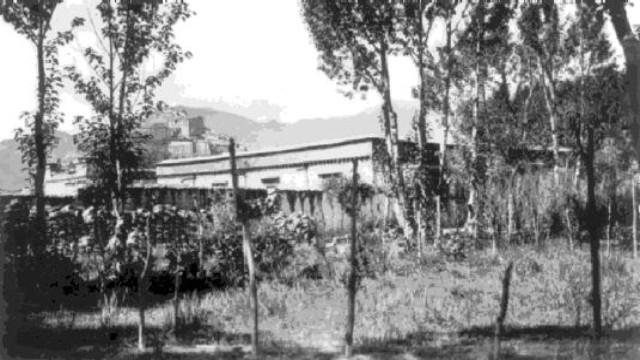 1920年代中頃のギャンツェ英語学校