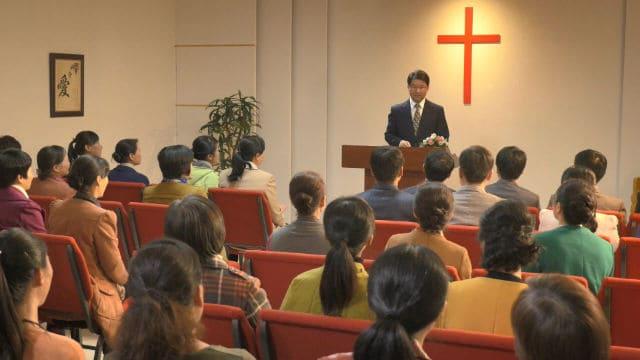 説教の「中国化」:教会堂で習近平思想と儒教思想が宣伝される