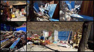 中国の民俗宗教が弾圧を受ける - 6000の寺院が取り壊される