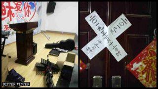 山西省にて100人を超える家庭教会信者に逮捕をちらつかせ信仰放棄を迫る