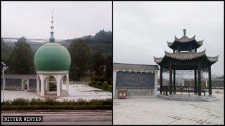回族居住区の「中国化」 住民の間に広がる懸念