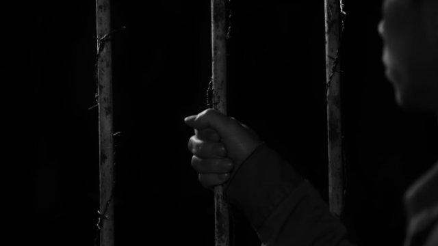 投獄された人