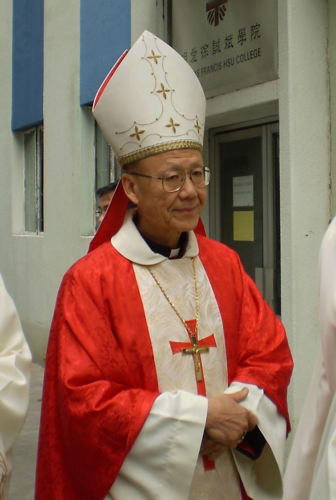 湯漢(トンホン)枢機卿