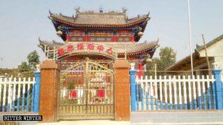 仏教と道教の寺院が娯楽施設に強制的に転用 麻雀台と菩薩像が同じ部屋で「共存」