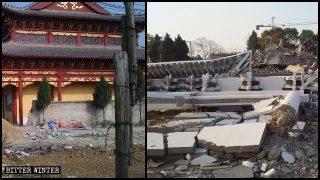 武漢市の国際スポーツイベントを前に仏教徒を弾圧