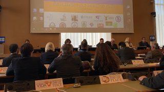 ジュネーブの国連で新興宗教の世界平和への貢献を問うイベントが行われる