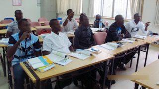 キリスト教の集会への参加を禁止されたアフリカ出身の留学生
